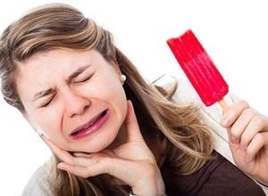 dor de dente sensibilidade