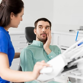 dente infeccionado pode ser extraído