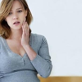dor de dente sintoma de gravidez