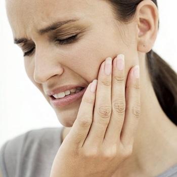 dor muito forte no dente
